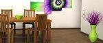 couleurs qui hypnotisent tableaux